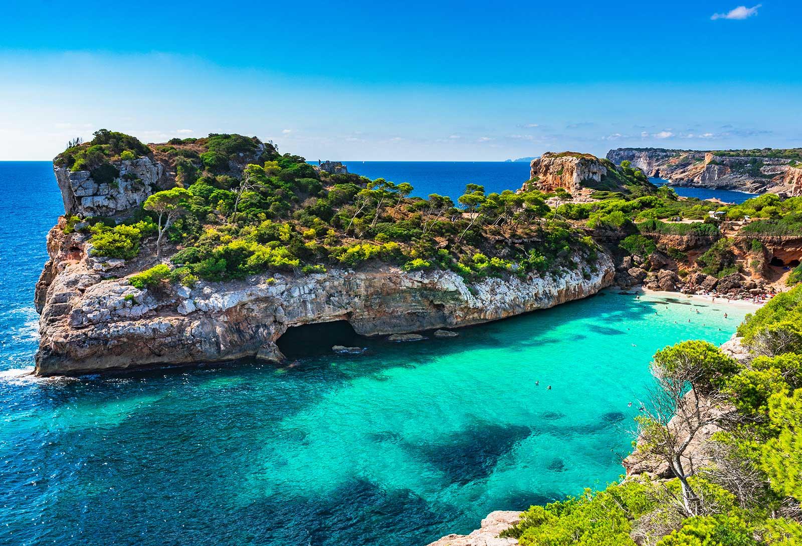 Vuelos a palma de Mallorca en Junio desde 4€