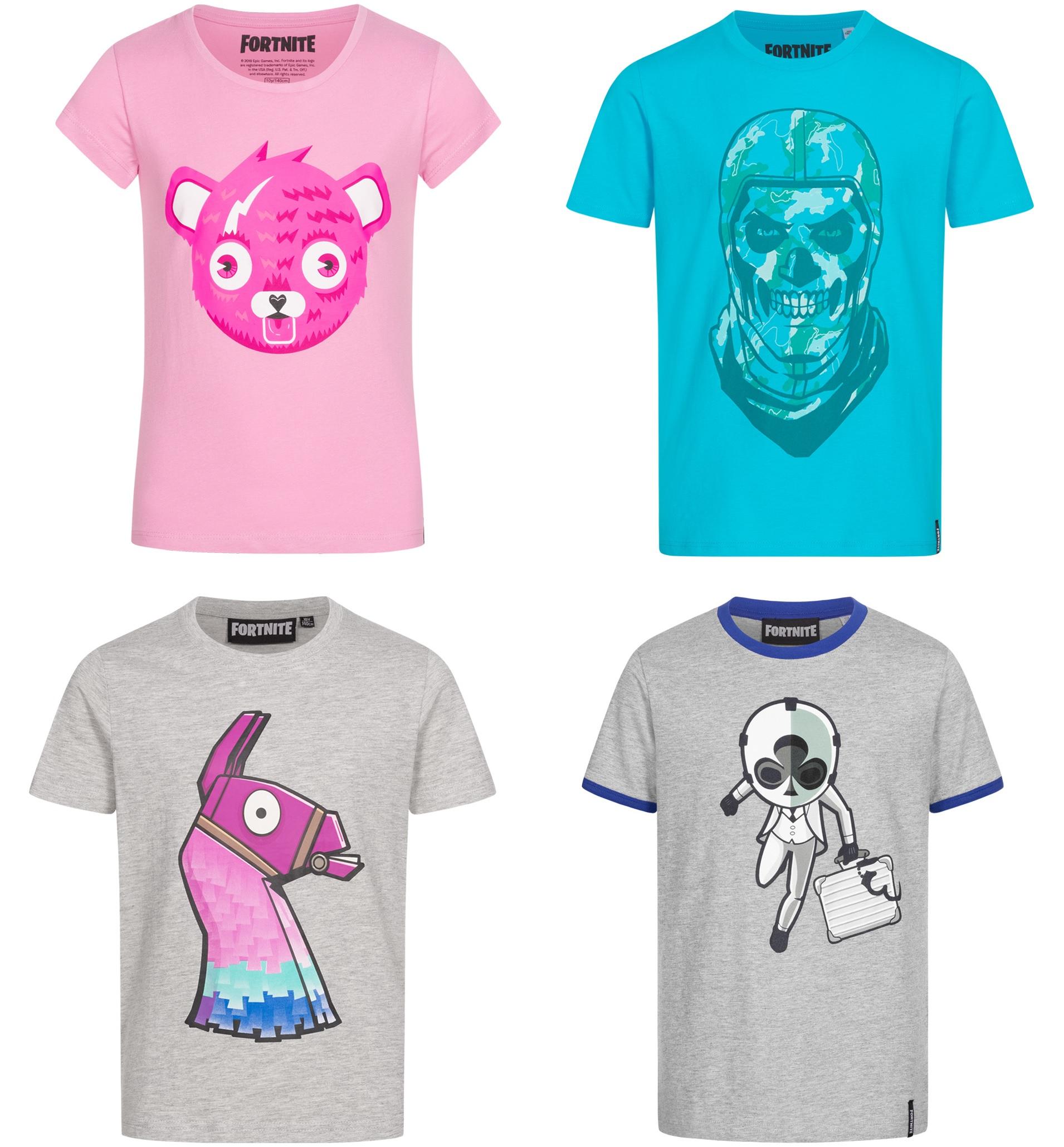 Camisetas para niño de Fortnite [Varios modelos]