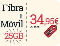 LOWI sube los GB a sus tarifas y añade la fibra de 600MB