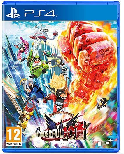 Wonderful 101 (PS4) Mediamarkt