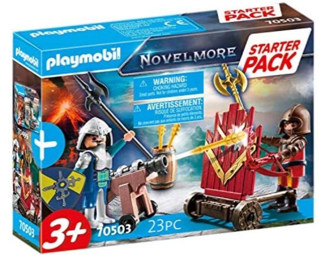 Playmobil Novelmore 70503 Novelmore Set Adicional