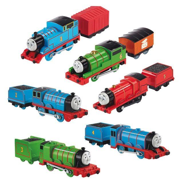 Locomotoras motorizadas Thomas y sus amigos Fisher Price