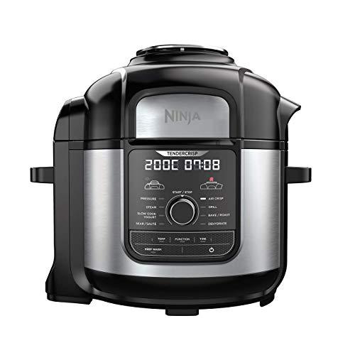 Ninja Foodi OP500EU Olla a presión y Freidora de aire 9 en 1
