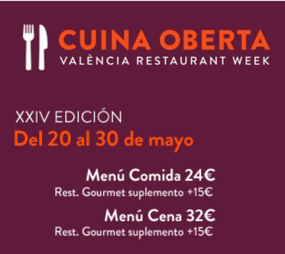 Valencia cuina oberta