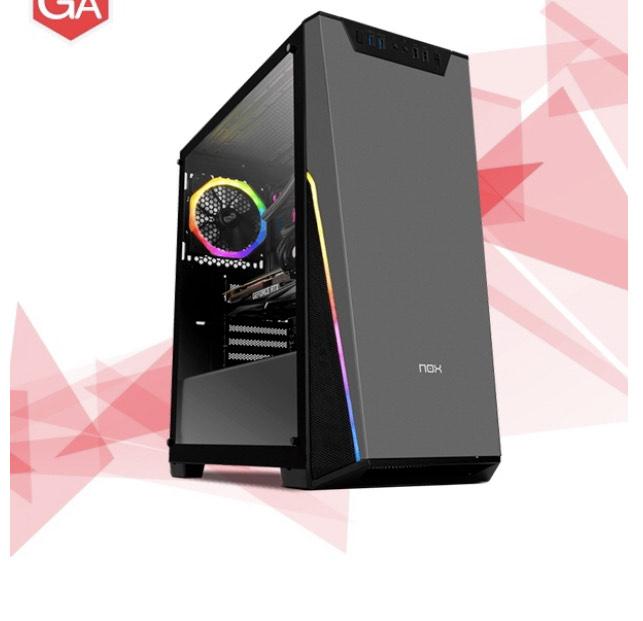 PC - ILIFE GA400.45 10400F 8GB 500GB SSD GTX 1650