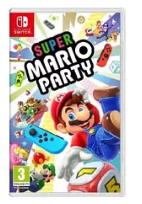 Juegos Nintendo Switch 10% dto