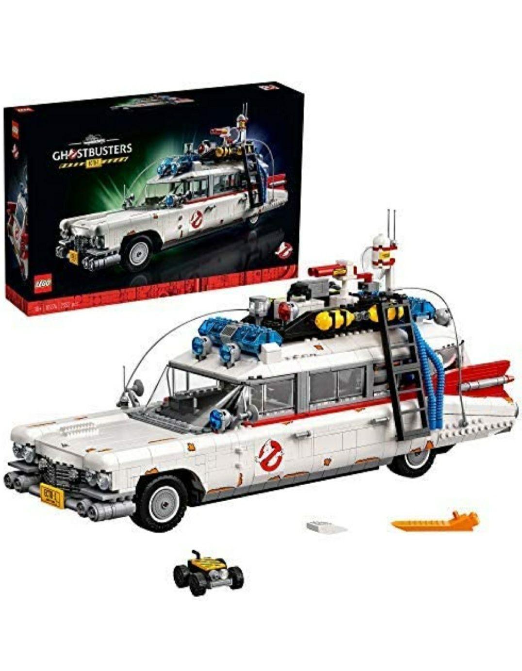 LEGO ECTO-1 de los Cazafantasmas (Envío incluido)