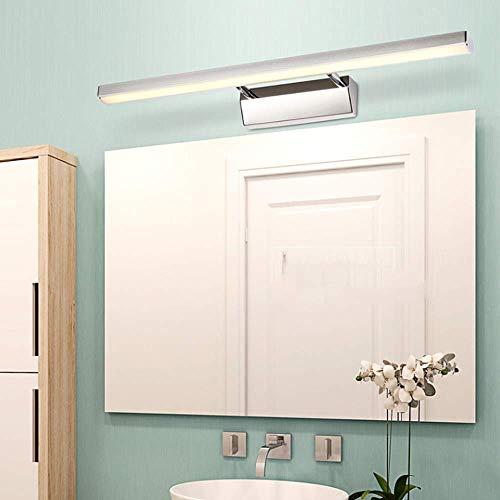 7W 700LM Lámpara LED de pared, Lámpara de espejo Aplique de Baño LED 400mm