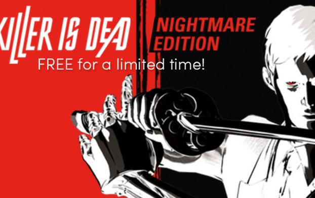 Killer is Dead para Steam GRATIS Humble Bundle