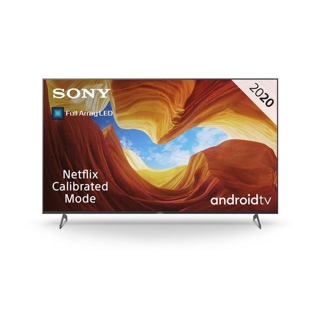 """SONY 75"""" KD/KE75XH9096 - VA FALD 32 ZONAS - 120 HZ - HDMI 2.1 - DOLBY ATMOS - ANDROID TV"""