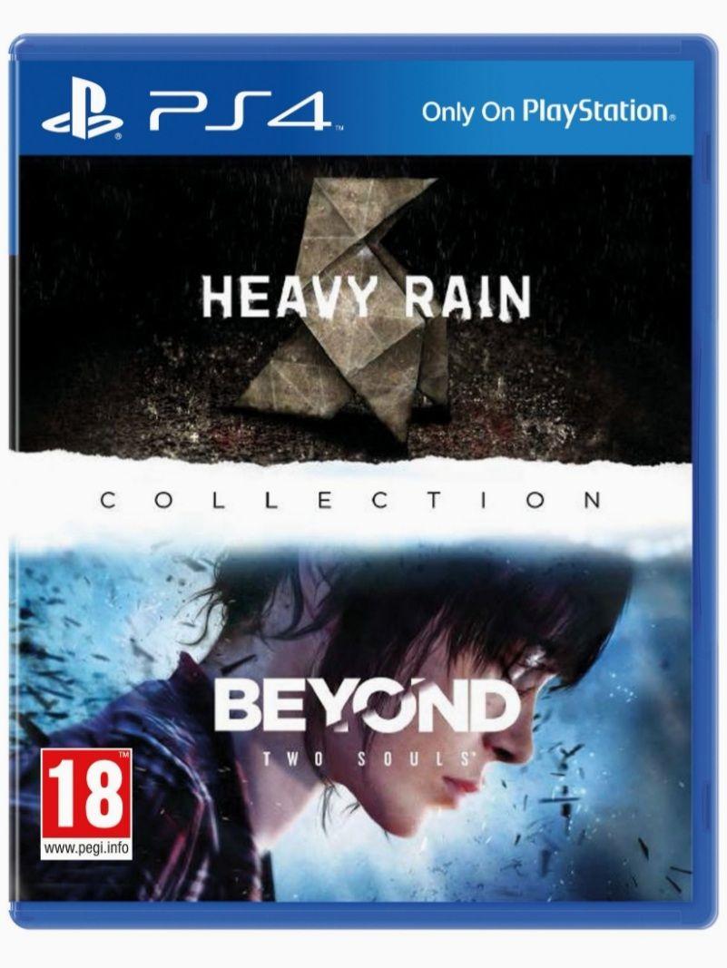 Beyond Two Souls + Heavy Rain (PS4)