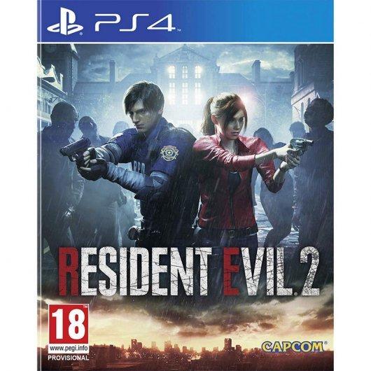 Resident Evil 2 PS4 Físico