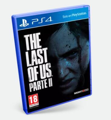 The Last of Us Parte II PS4 24.99€!!! AL AÑADIR A CESTA