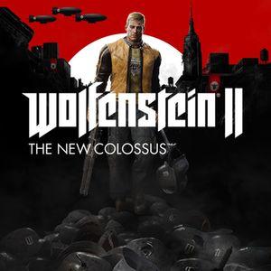Wolfenstein II: The New Colossus [PC, Steam]
