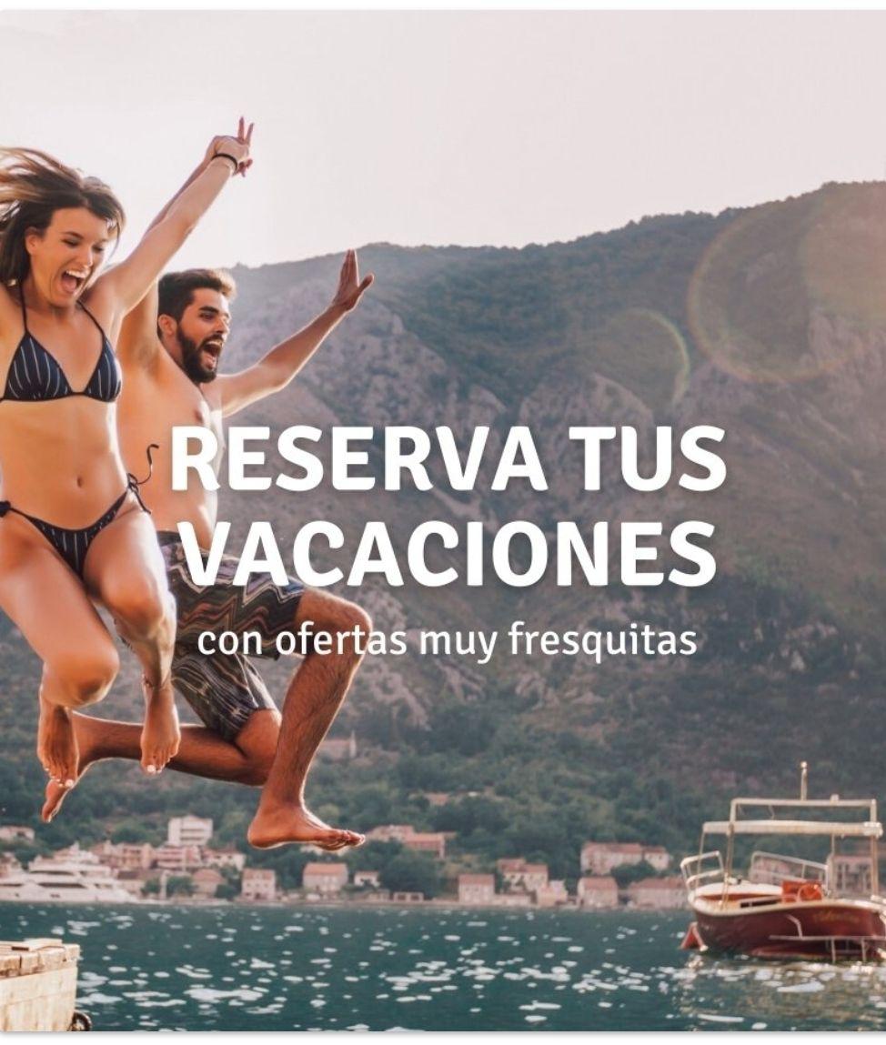 Especial 176 Escapadas de Verano en España desde sólo 23'50€/N + Desayunos+ Detalles bienvenida+ Cancela gratis (PxPm2)