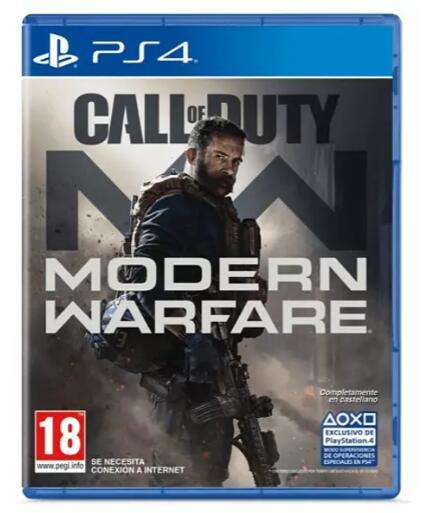Call Of Duty: Modern Warfare para PS4