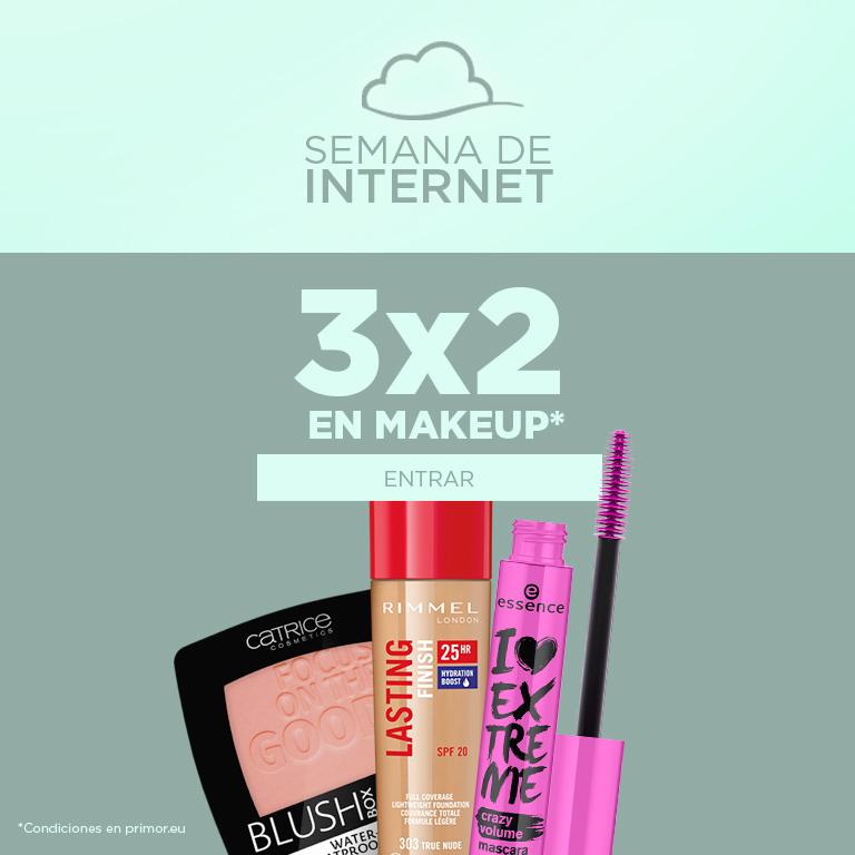 3x 2 en Maquillaje!!