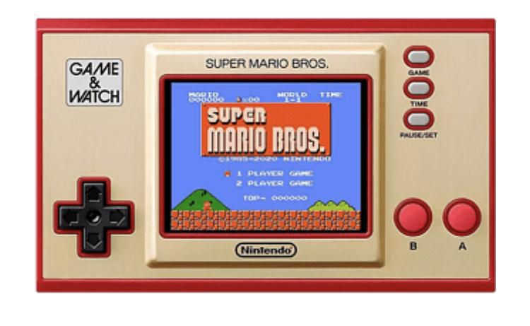 Nintendo Game & Watch - 35 aniversario