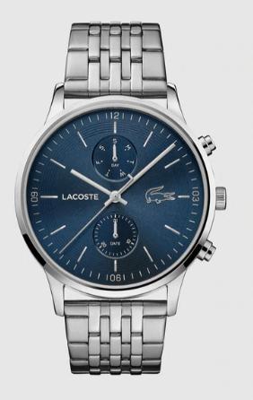 Reloj de hombre LACOSTE Watches 2011067 multifunción de acero