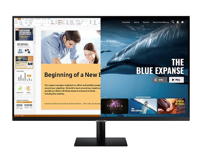 "Samsung M5 Smart Monitor FHD Smart 32"""