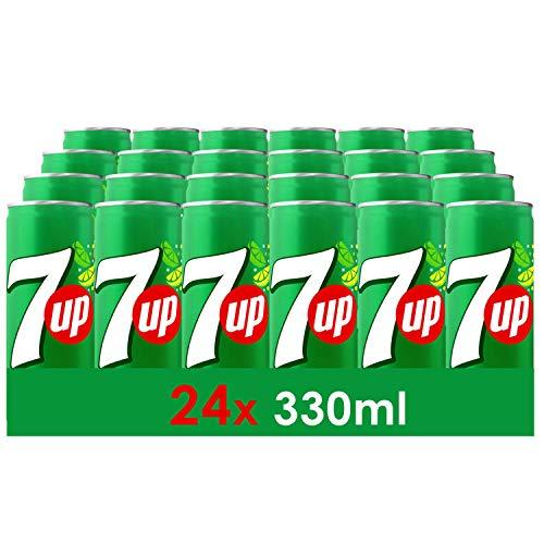 Pack 24 7up (Sale la lata a 0.37)