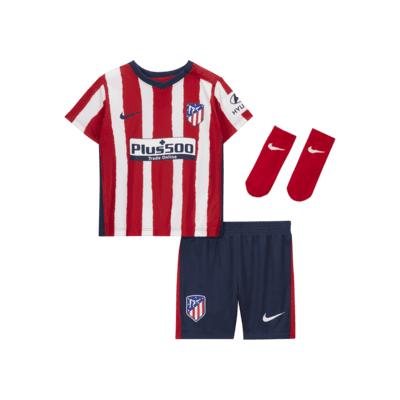 Equipación infantil del Atlético de Madrid