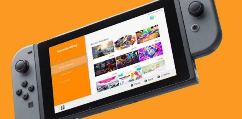 Recopilación juegos Nintendo Switch rebajados a solo 0.99€