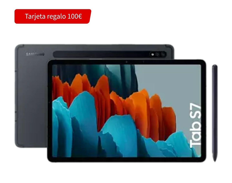 Samsung Galaxy Tab S7 (+ cheque de 100€)