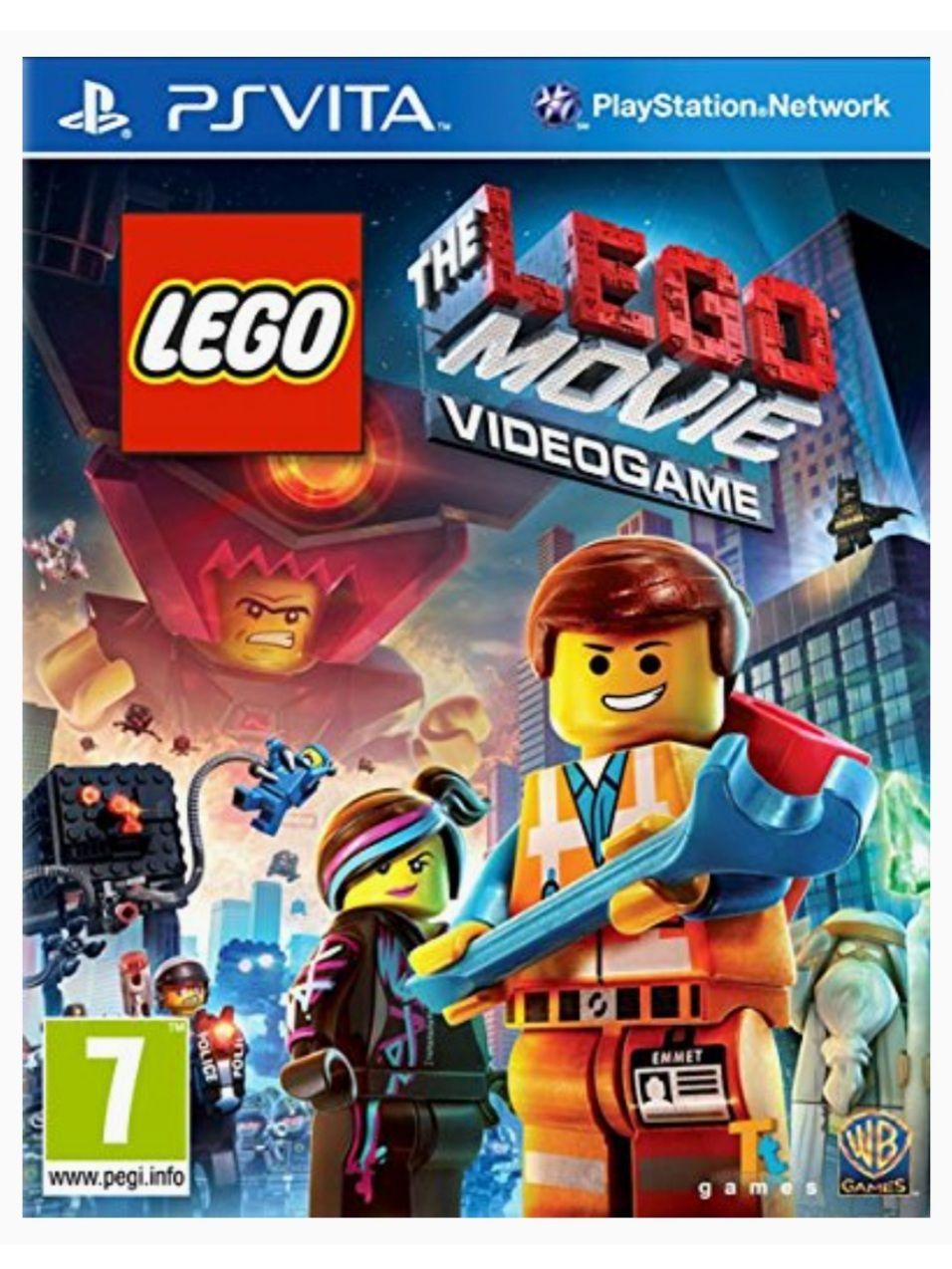 La LEGO Película El Videojuego (PS VITA)