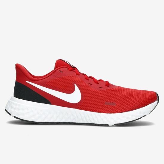 Nike Revolution 5 rojas