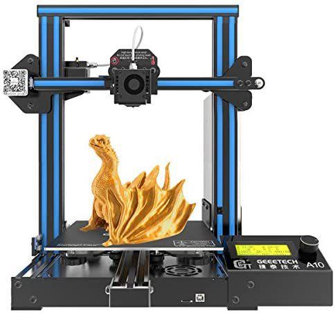 Impresora 3D de alta precisión GIANTRAM A10
