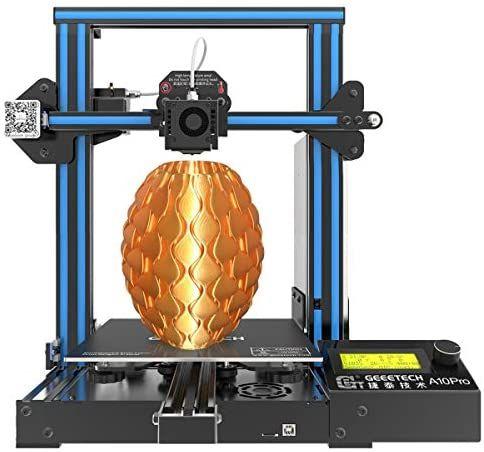Impresora 3D GEEETECH A10 Prusa I3