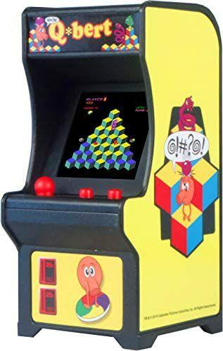 Super Impulse Llavero Tiny Arcade Qbert