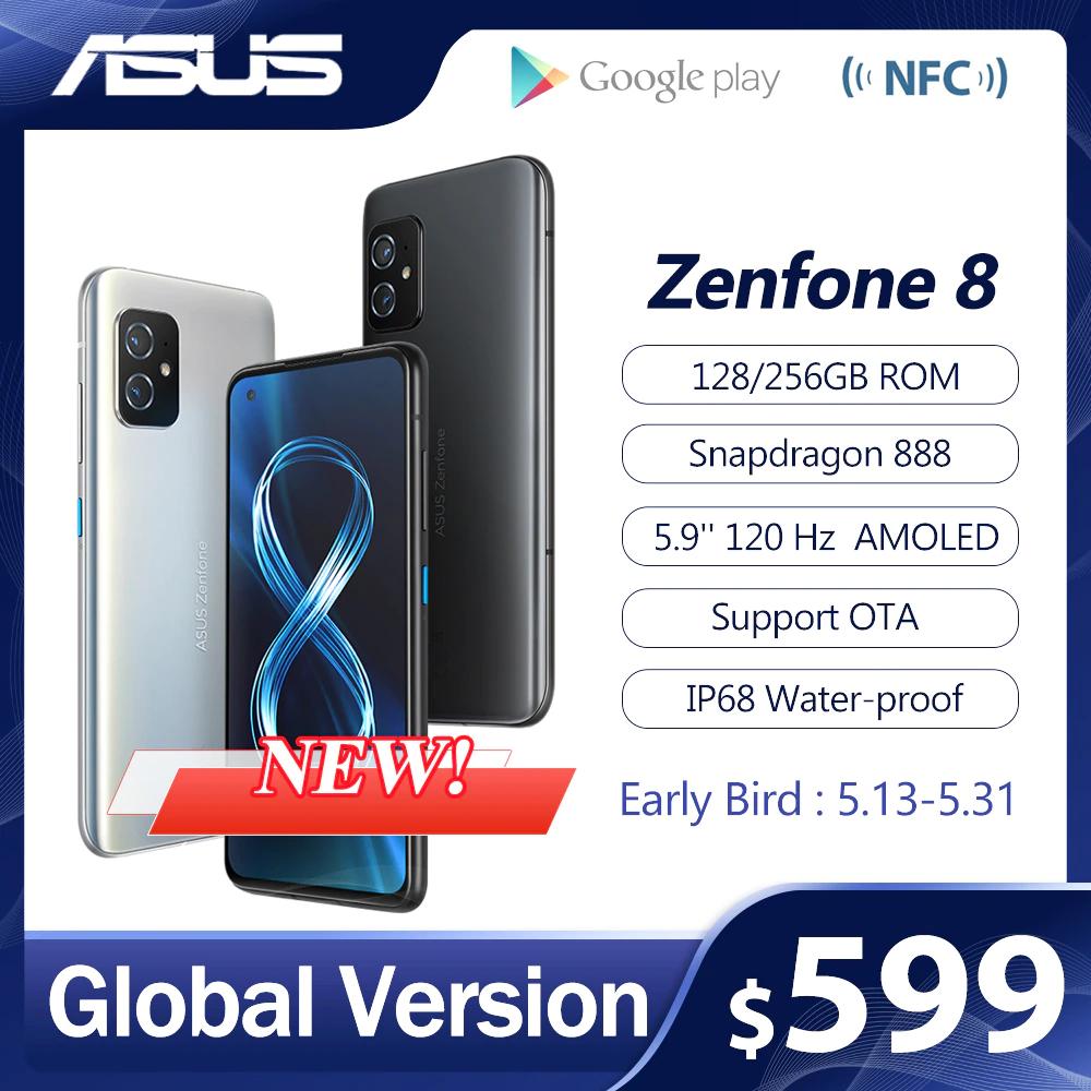 ASUS Zenfone 8 5G Snapdragon 888 8GB/128GB