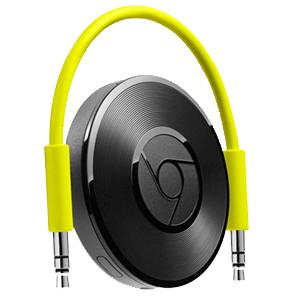 Chromecast Audio (Recoger en tienda)