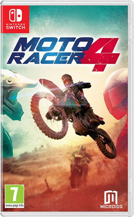 NINTENDO SWITCH: 7 buenos juegos por menos de 3€ y más del 75% de DTO.(Moto Racer 4, Syberia, MotoGP 18...)