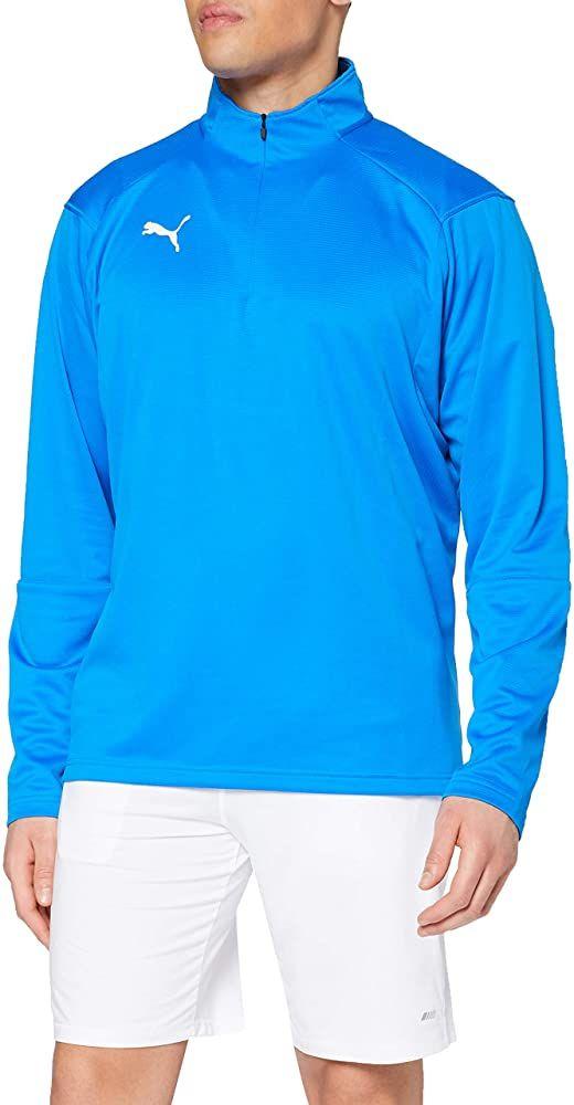 Puma Liga Training 1/4 Zip Top T-Shirt (Talla S)