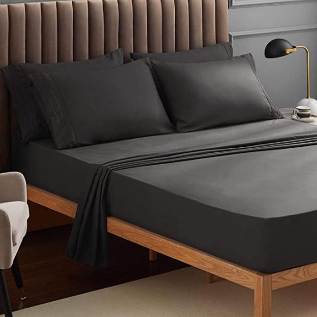 Juego de ropa de cama 3 piezas, antiarrugas, suave, hipoalergénico (varias medidas)