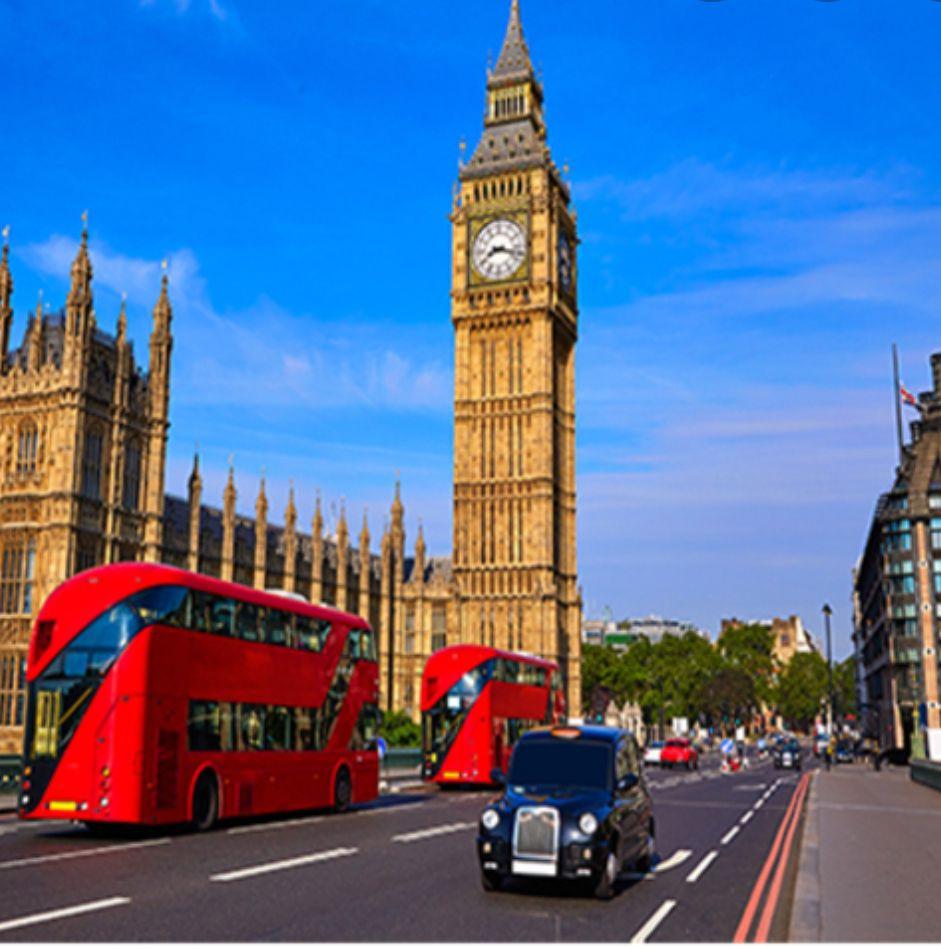 AGOSTO EN LONDRES 3 noches en hotel (cancela gratis) + Vuelos + Desayunos desde solo 108€ (Varios aeropuertos y fechas) (PxPm2)