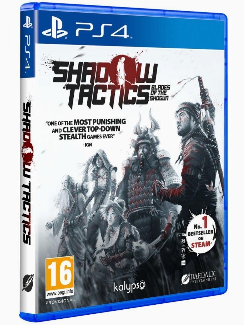 Shadow Tactics Blades Of The Shogun (PS4)