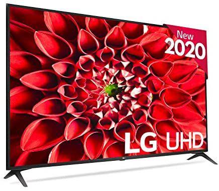 "LG 70UN7100 - Smart TV 4K UHD 177 cm (70"") con Inteligencia Artificial, HDR10 Pro, Compatible con Alexa"