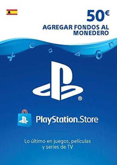 Tarjeta 50€ saldo PSN solo 38.5€