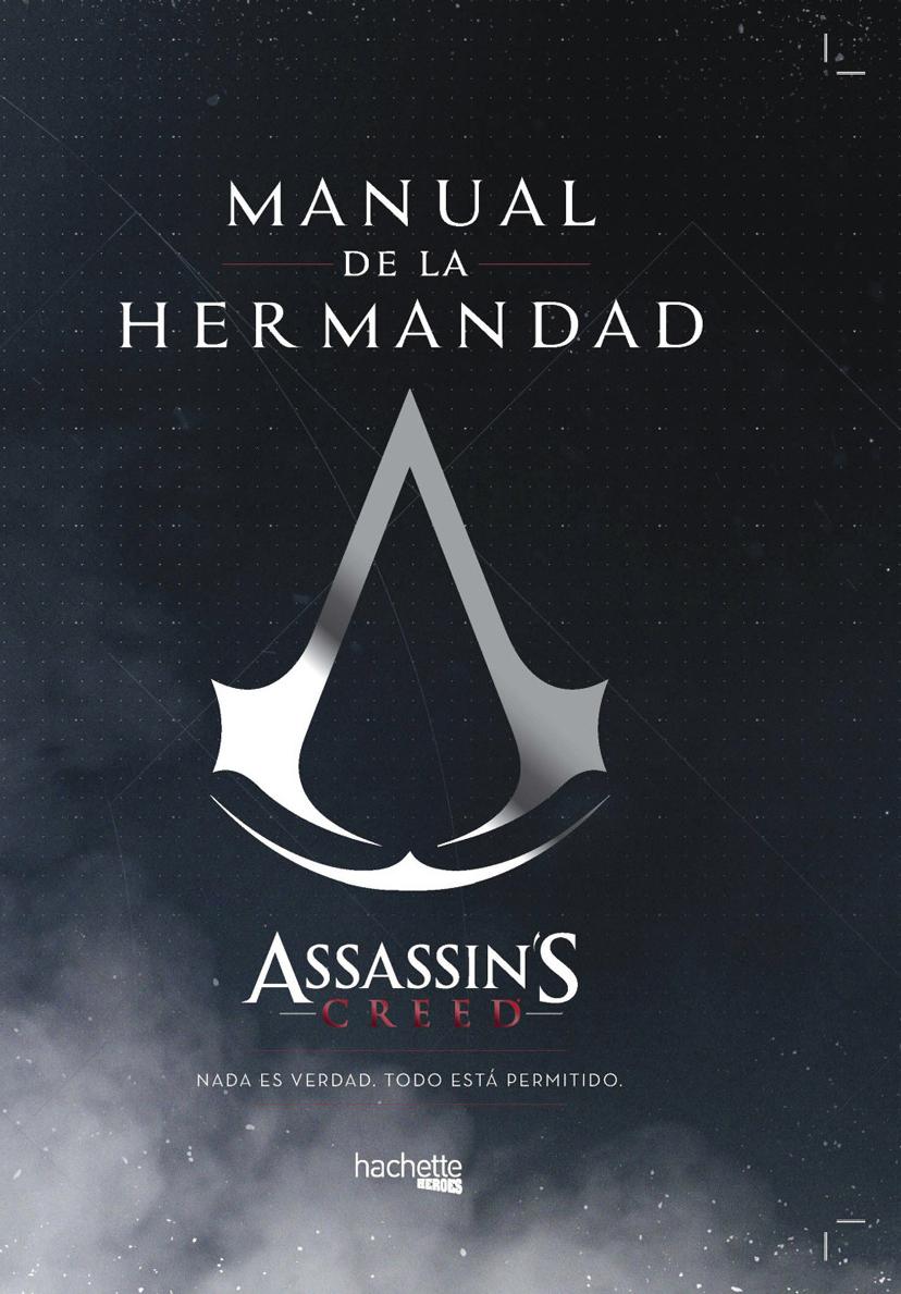 Manual hermandad Assassin's Creed solo 2.8€