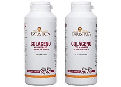 Ana Maria Lajusticia Colágeno + Mg 900 Comp. articulaciones fuertes y piel tersa.
