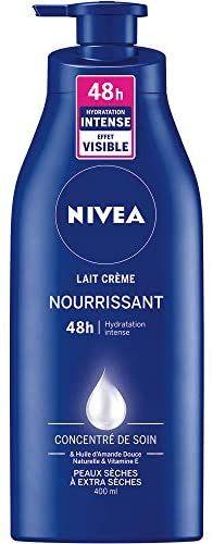 Nivea leche crema nourrissant piel seca con extra secas – 400 ml