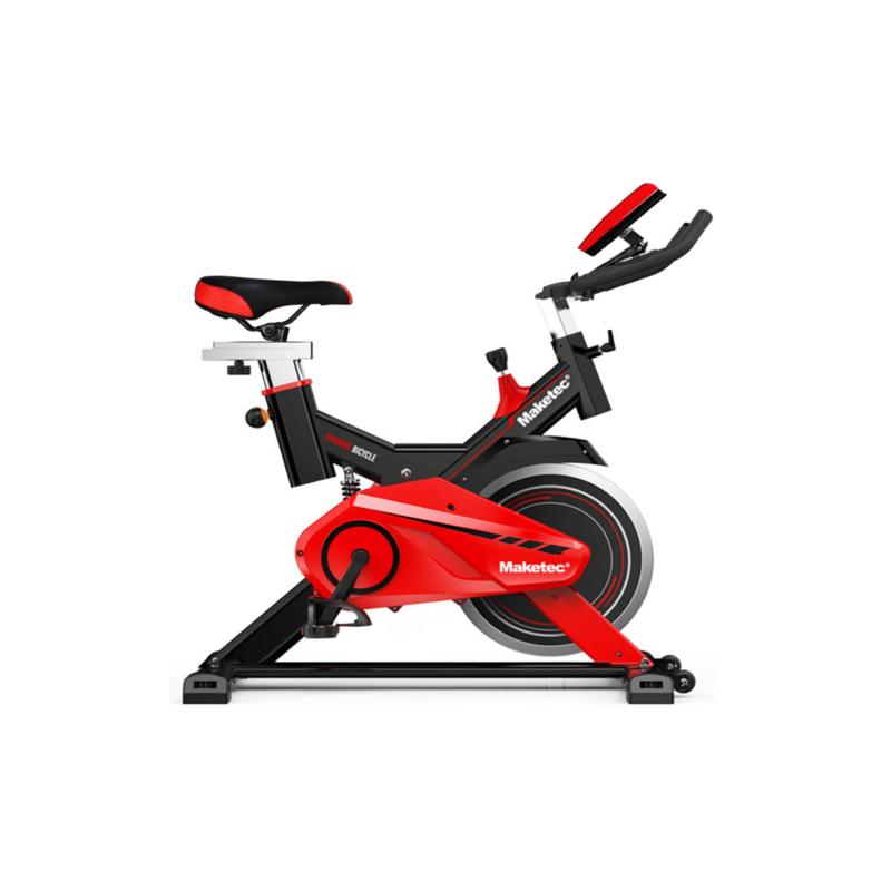 Bicicleta estática Maketec con volante de inercia 24 Kg