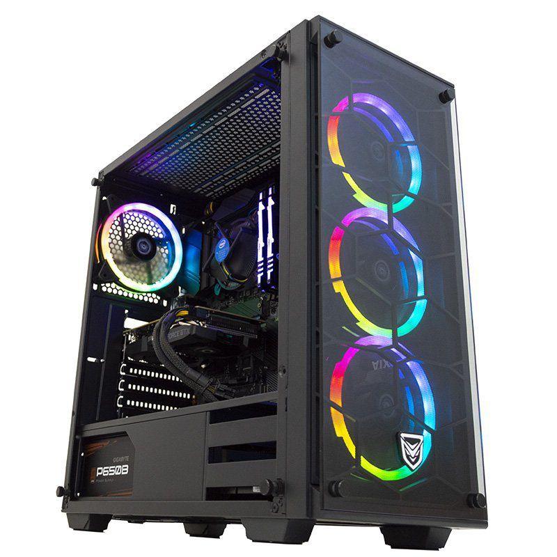 PcCom Silver Ultra Intel Core i5 10400F/16GB/480SSD/1TB/GTX1660S