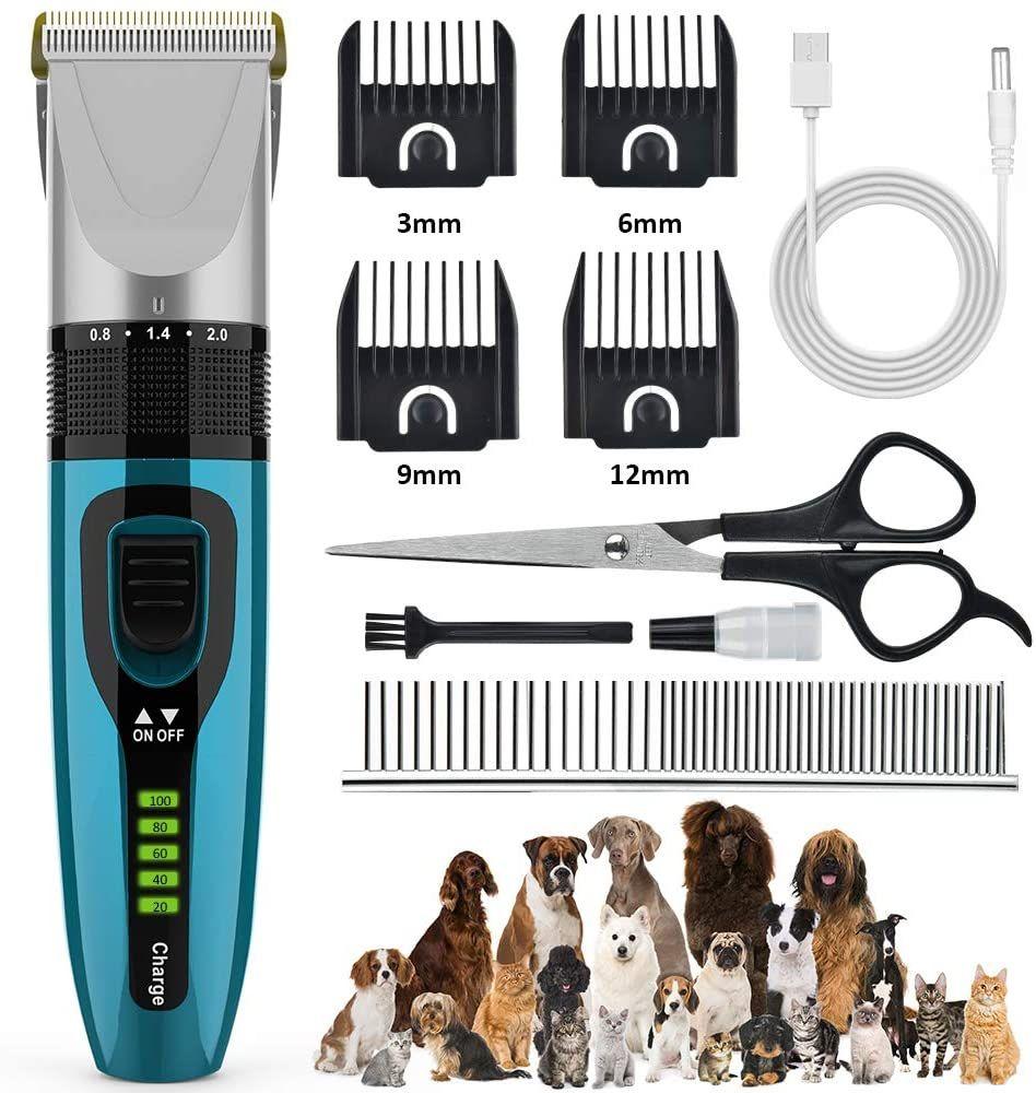 Kit de maquinilla de Aseo para Perros,