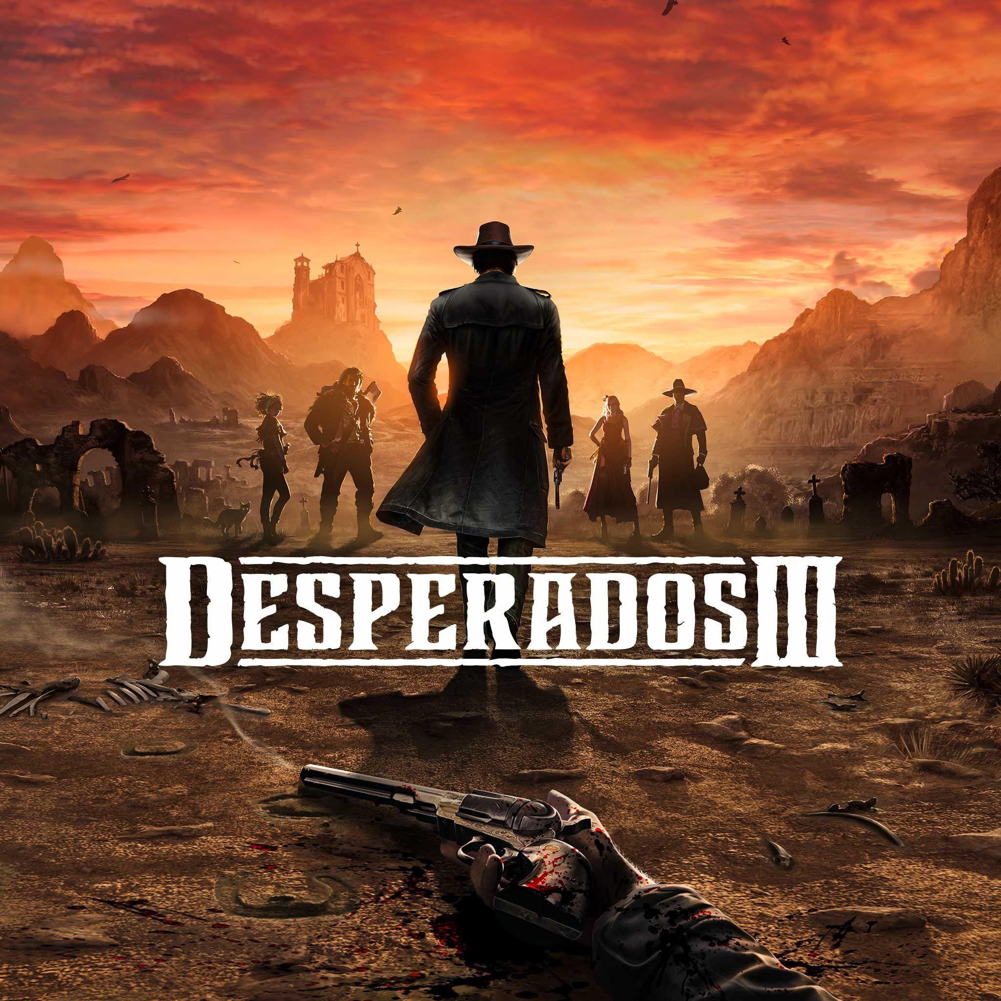DESPERADOS 3 (PS4) Últimas unidades