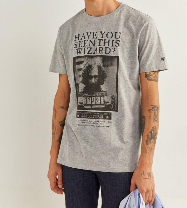 Camiseta Sirius Black